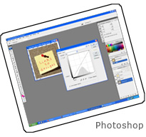 Screenshot of Photoshop Extended